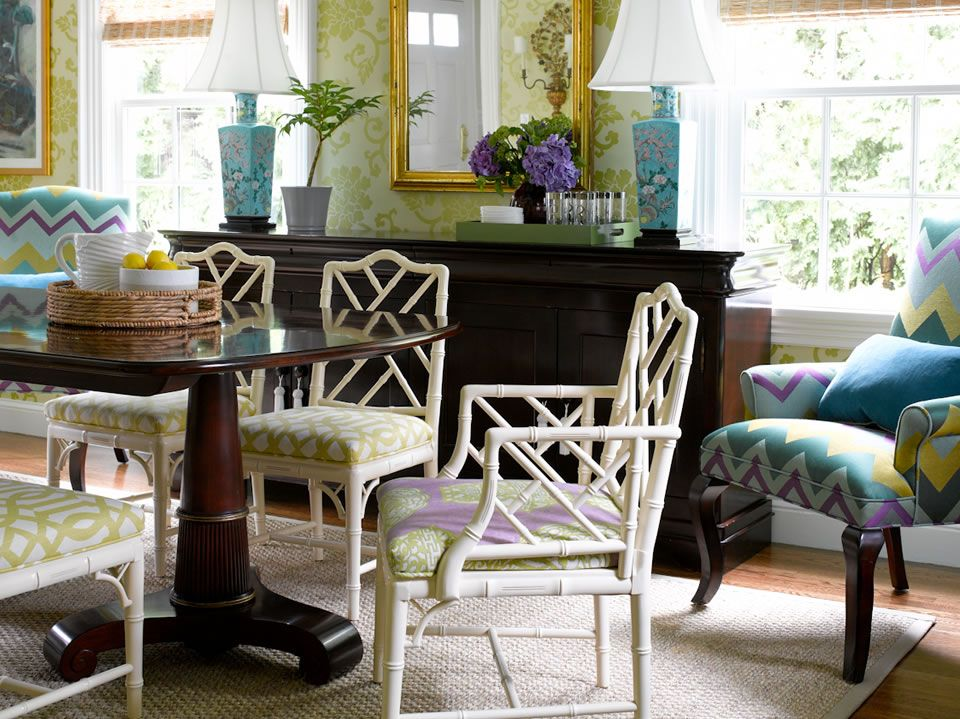 Dining Room : Better Homes and Gardens | Katie Rosenfeld Interior ...