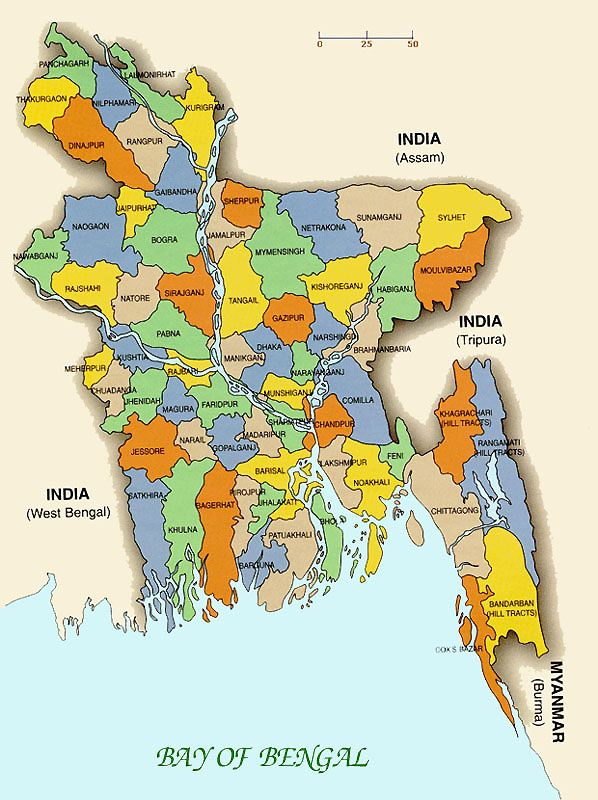 Bangladesh Cities Map BANGLADESH Pinterest City maps City and