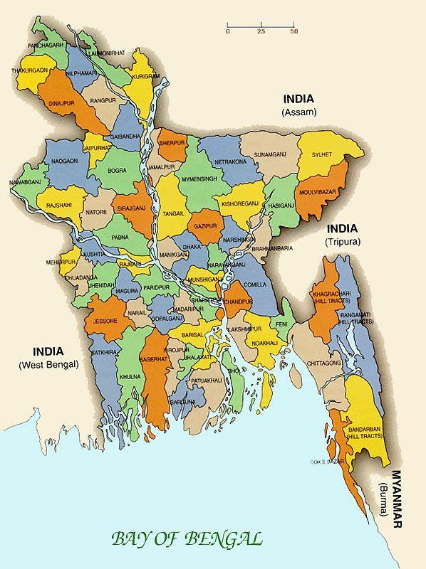Map Of Bangladesh Google Search MAPS Pinterest City Maps - Map of teas