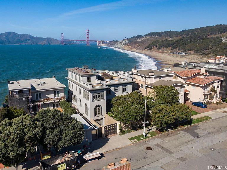 190 Sea Cliff Ave San Francisco Ca 94121 Mls 502501 Zillow San Francisco Houses San Francisco Real Estate California Homes