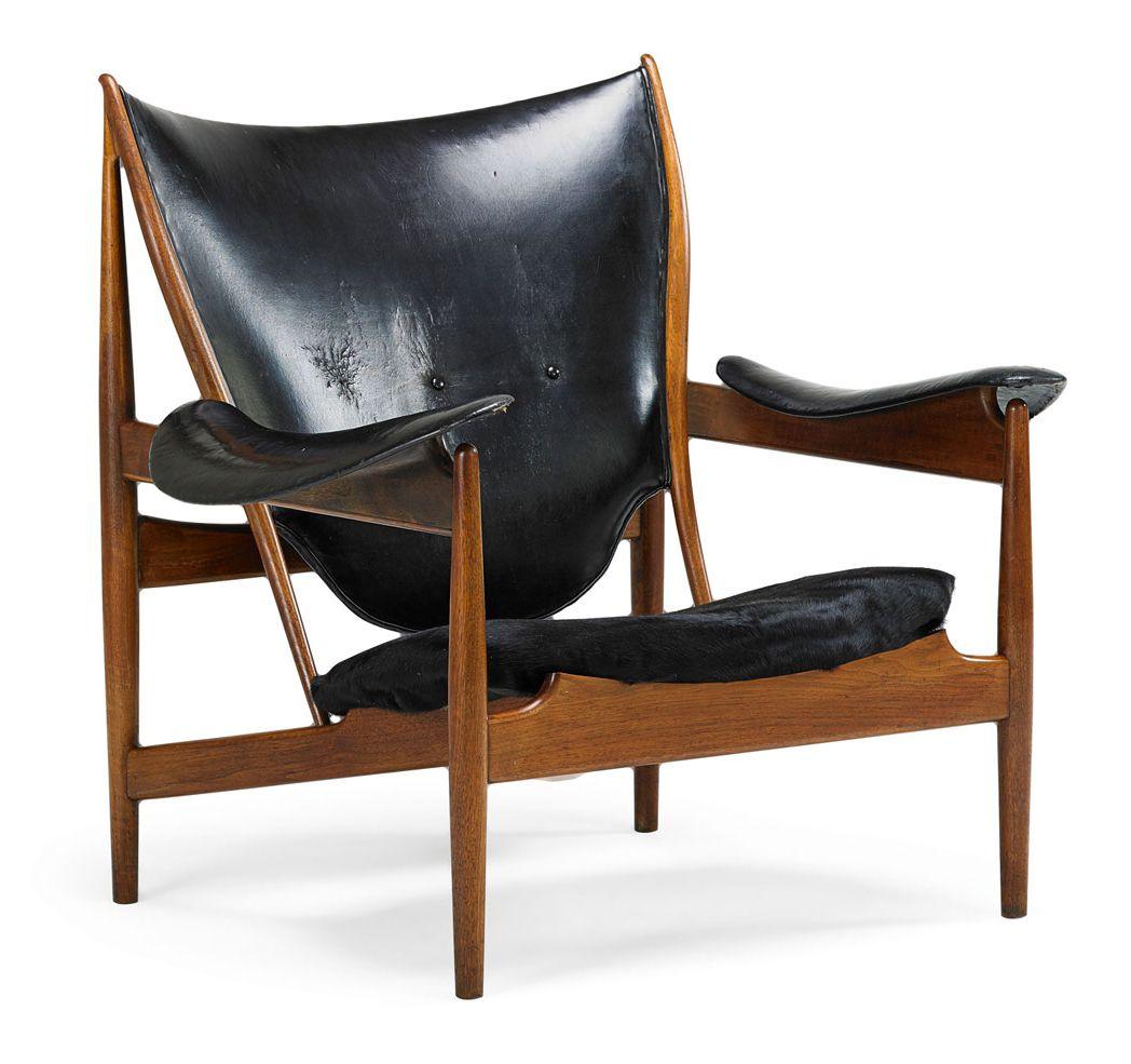 Finn Juhl // Chieftain Chair // Niels Vodder