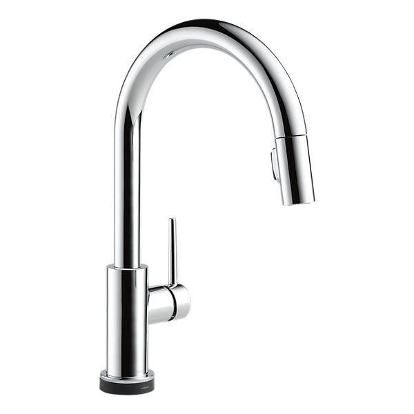 Kitchen Faucet Trinsic Single Hole Pull Out Touch Chrome. Moderne Küchen  ArmaturenModerne KüchenKüchenprodukteKüchenumbauTerrasse
