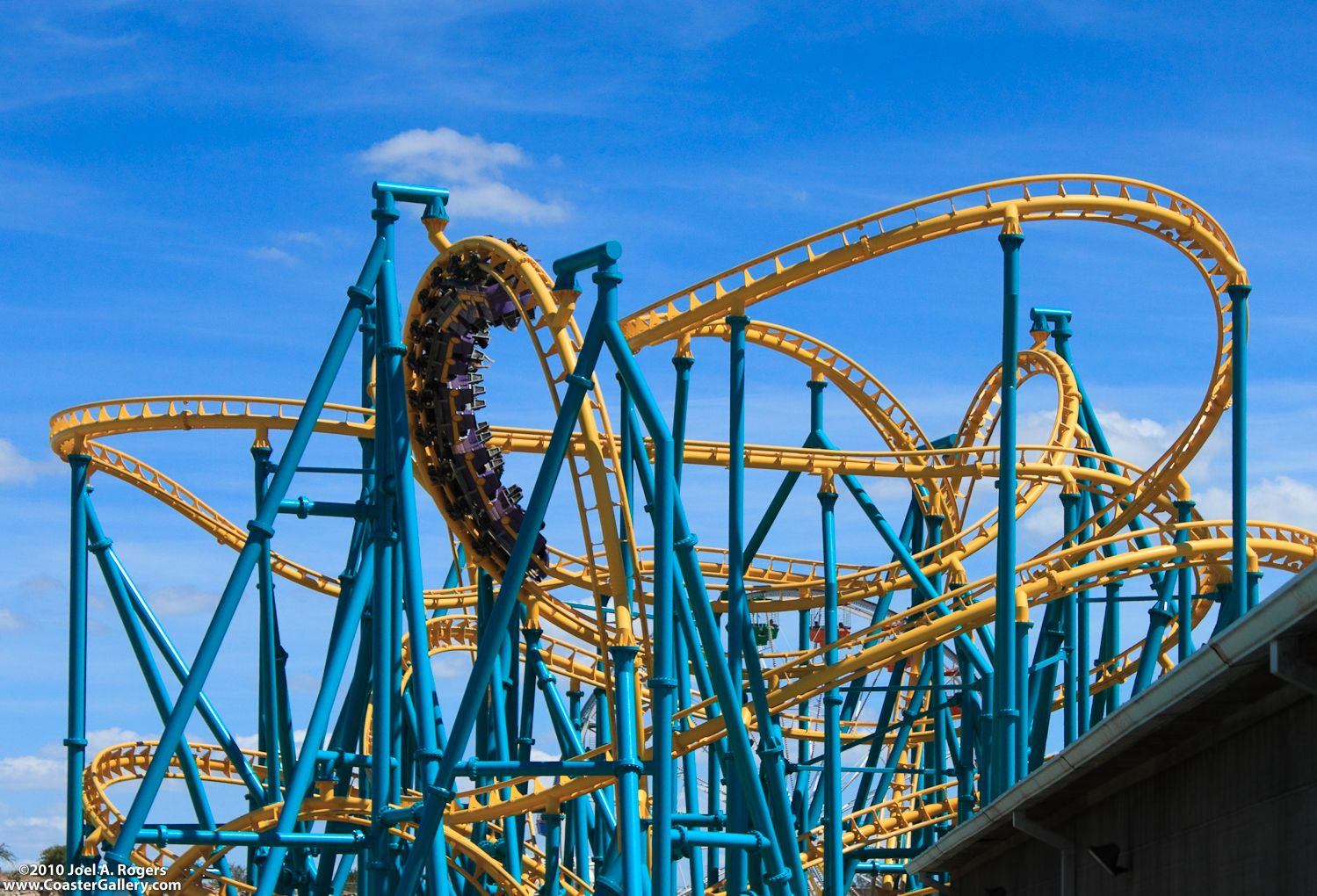 Visit Six Flags Fiesta Texas In San Antonio For Thrilling Coasters Like The Poltergeist A Spin O In 2020 Amusement Park Rides Texas Attractions Six Flags Fiesta Texas