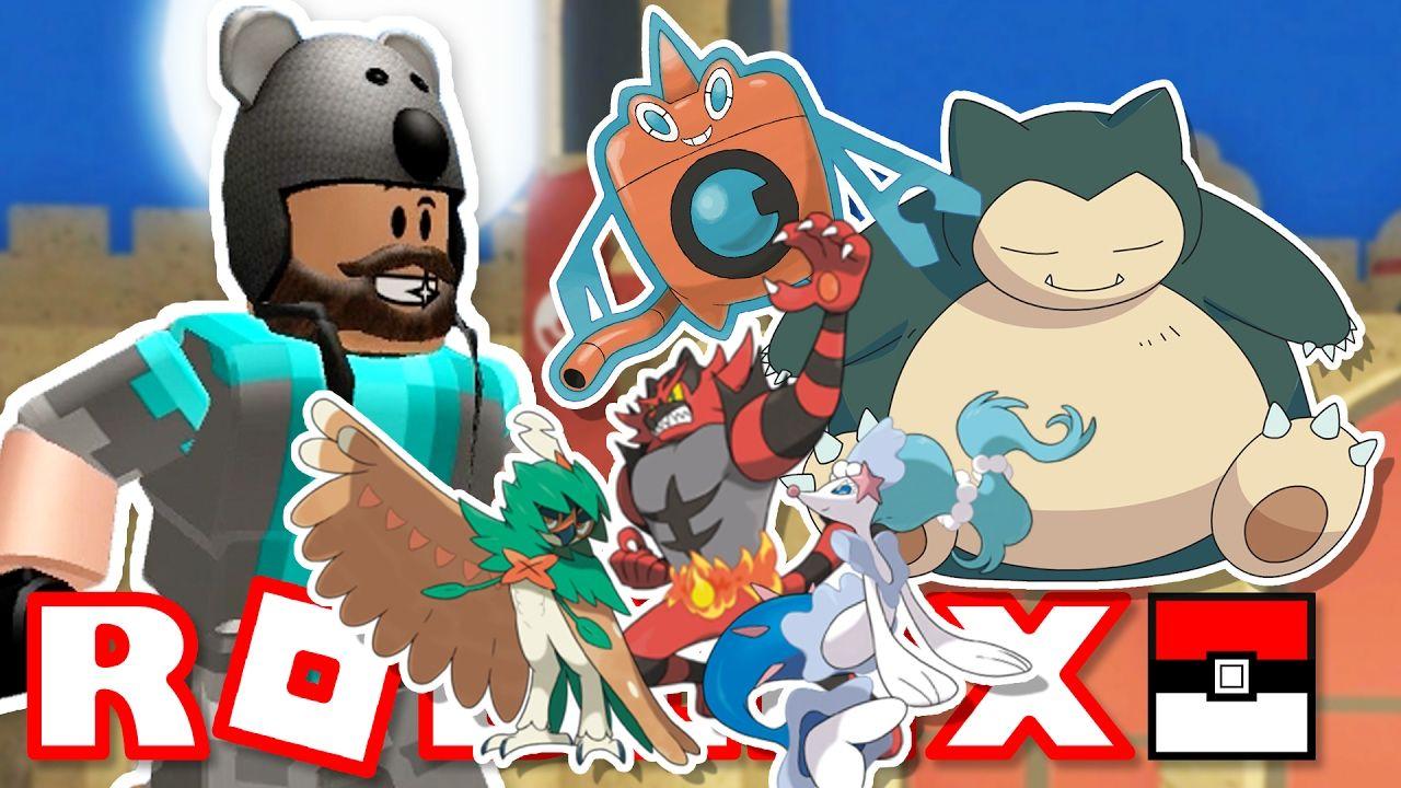 Snorlax Rotom Forms Evolving All Gen 7 Starters Pokemon