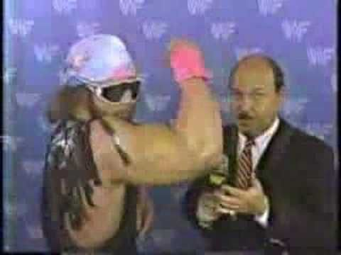 Macho Man Randy Savage Interview Macho Man Randy Savage Macho Man Macho