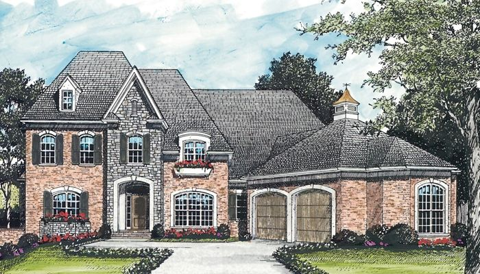 Superieur Explore French Country House Plans And More!