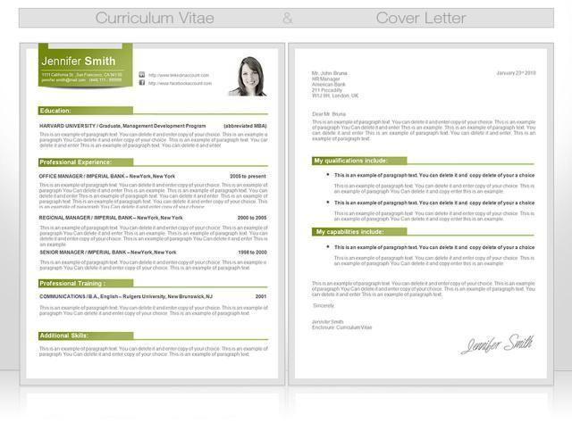How to Write a Curriculum Vitae (CV) for a Job elie Cv template