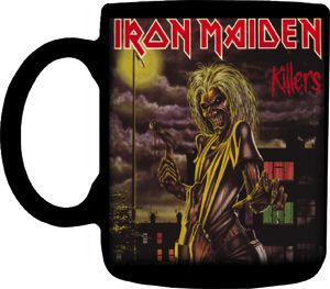 Iron Maiden Killers Mug