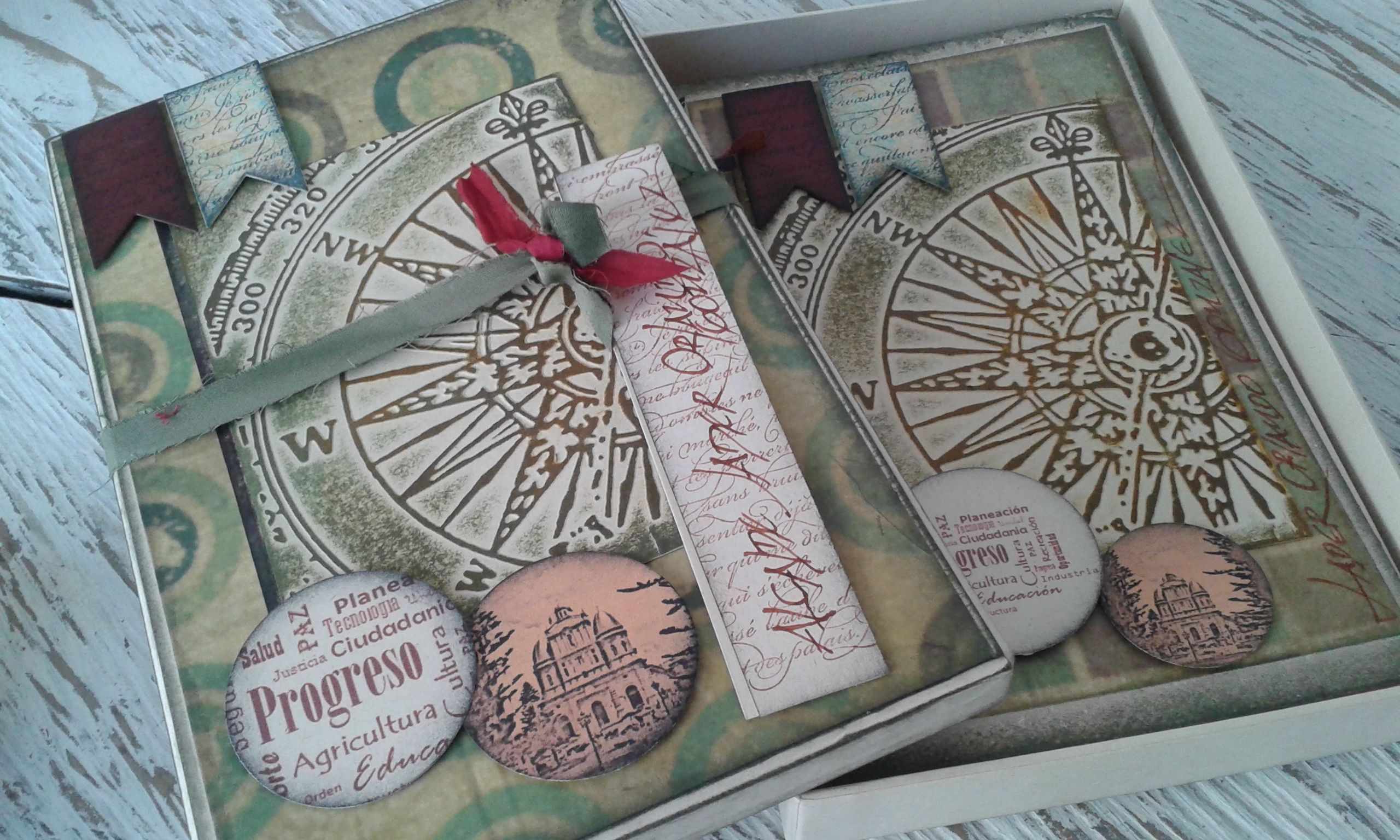 Libretas para sorpresas de primera comunión hechas a mano por Diseños Marta Correa Blog: 321 643 63 84 cel: 321 643 63 84