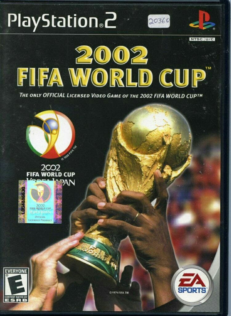Fifa World Cup 2002 Video Games