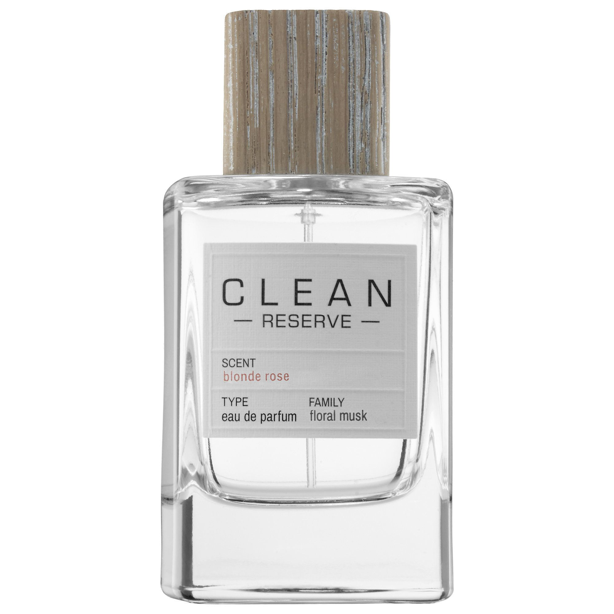 Clean Reserve Blonde Rose Perfume | want one! | Clean perfume, Rose