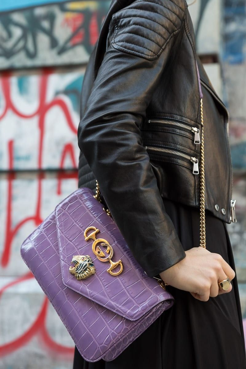 bf0fd4440a78 Gucci Rajah Shoulder Bag
