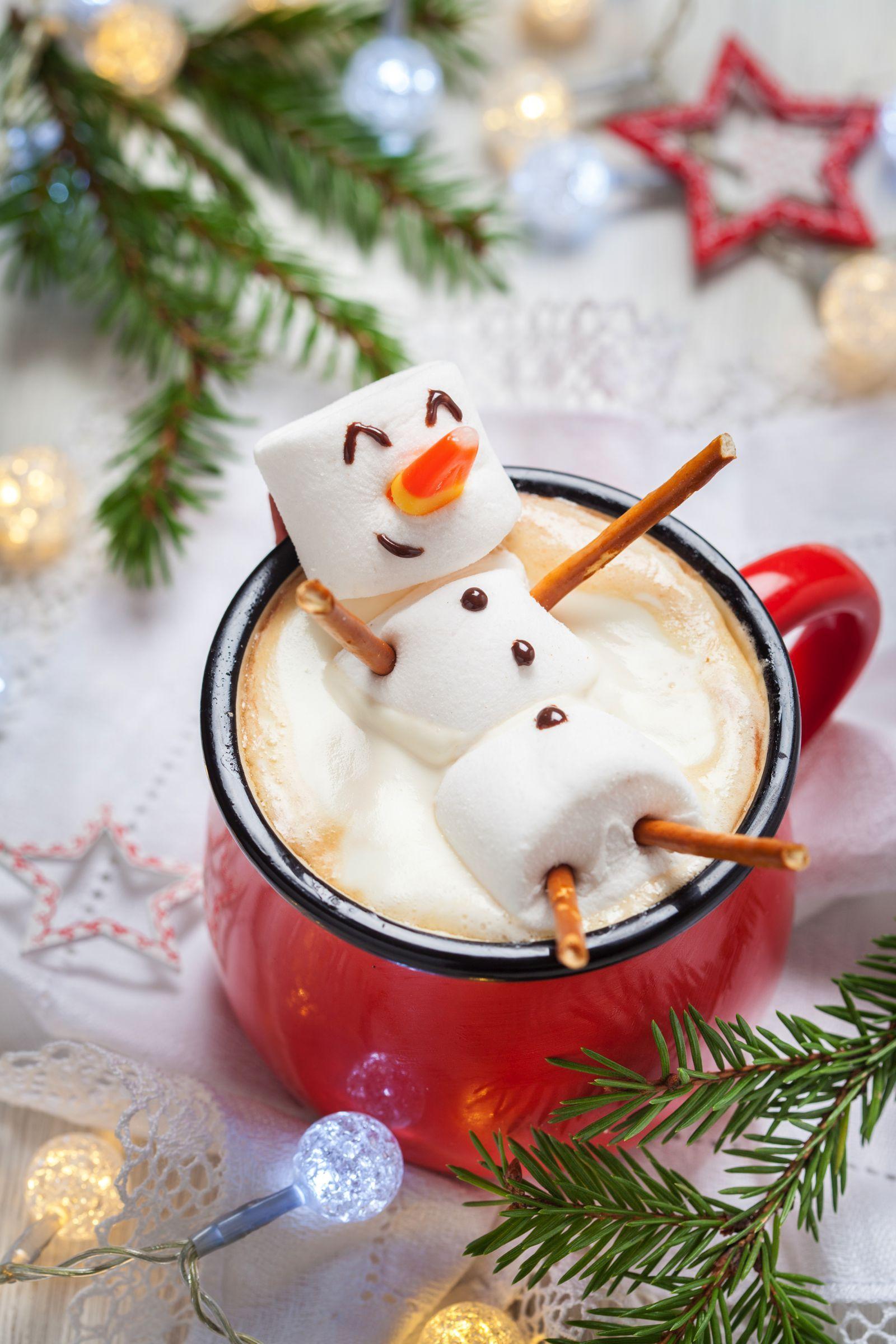 10 lustige und köstliche Weihnachtsleckereien zu machen