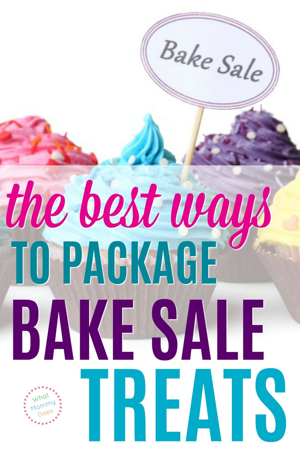 25 Bake Sale Worthy Treats – Sell Out Recipe Ideas for Your Next Fundraiser