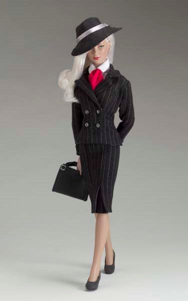 "Study in Stripes Brenda Starr or Tyler 16"" Fashion Doll Outfit Only 