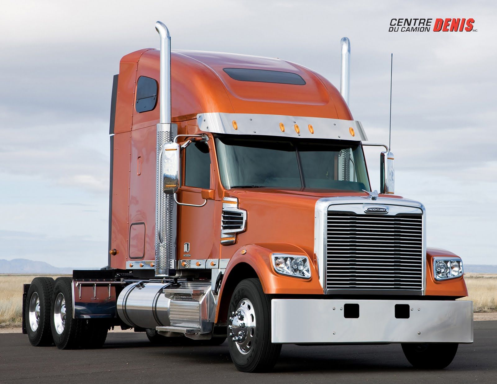 Kenworth T370 Trucks Freightliner