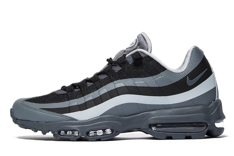 Nike Air Max 95 Premium Wolf Grey Sneaker Bar Detroit