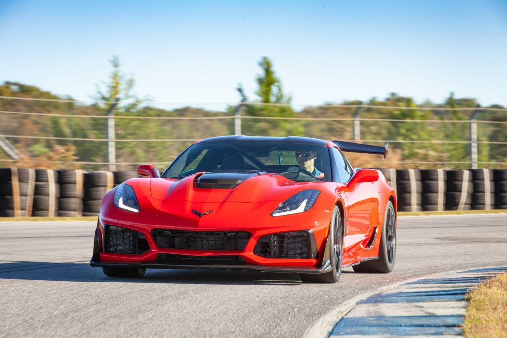2019 Chevrolet Corvette ZR1 Chevrolet corvette stingray
