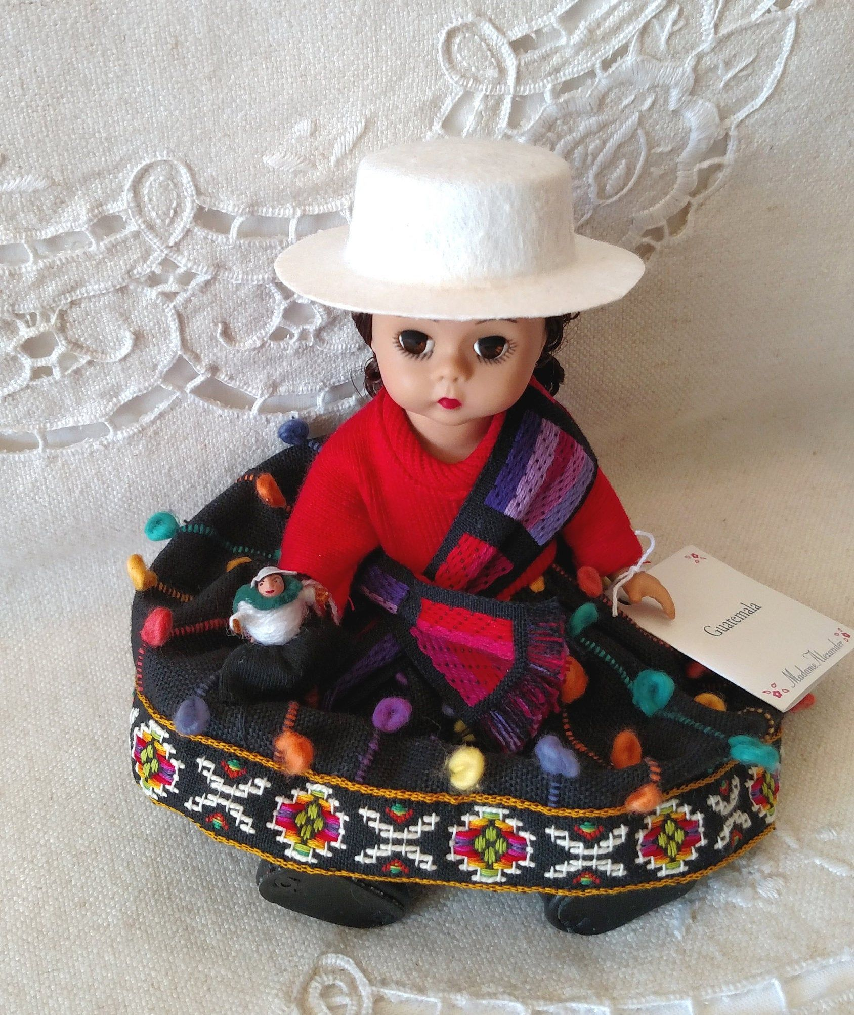 Dolls /& Accessories Worry Dolls in a Box