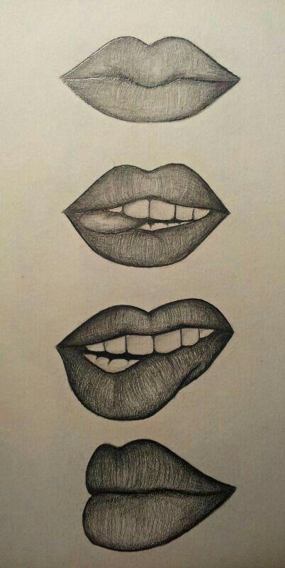 Dudak Cizimi Rty Pinterest Drawings Art Drawings A Art