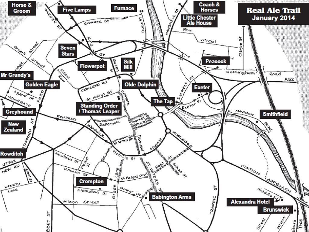 Check out @VisitDerby's 2016 pubs trail including bus stops for the National Winter Ales Festival from 17 - 20 Feb: http://www.visitderby.co.uk/files/9114/5217/8247/Map__key_Feb_16_Festival.pdf #DerbyUK
