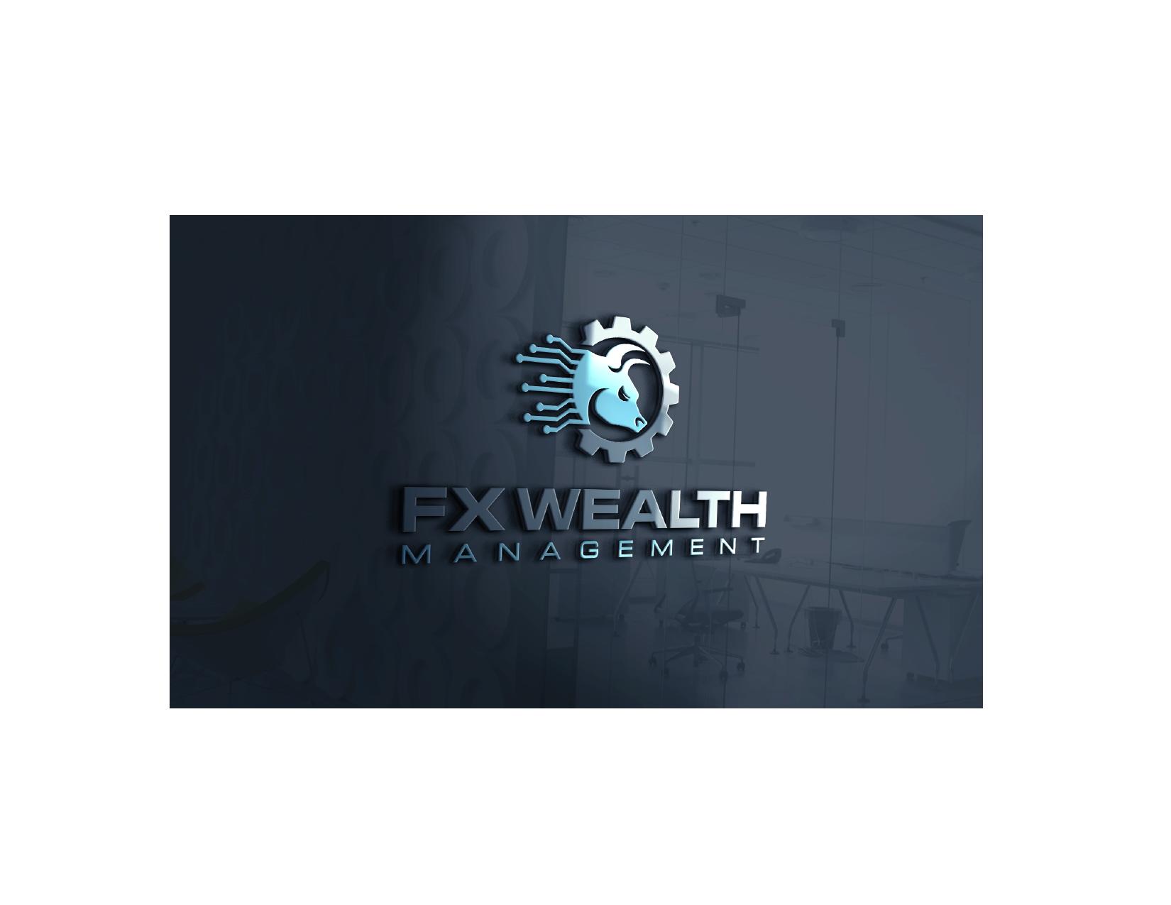 Logo Design 107 'FX Wealth Management' design project