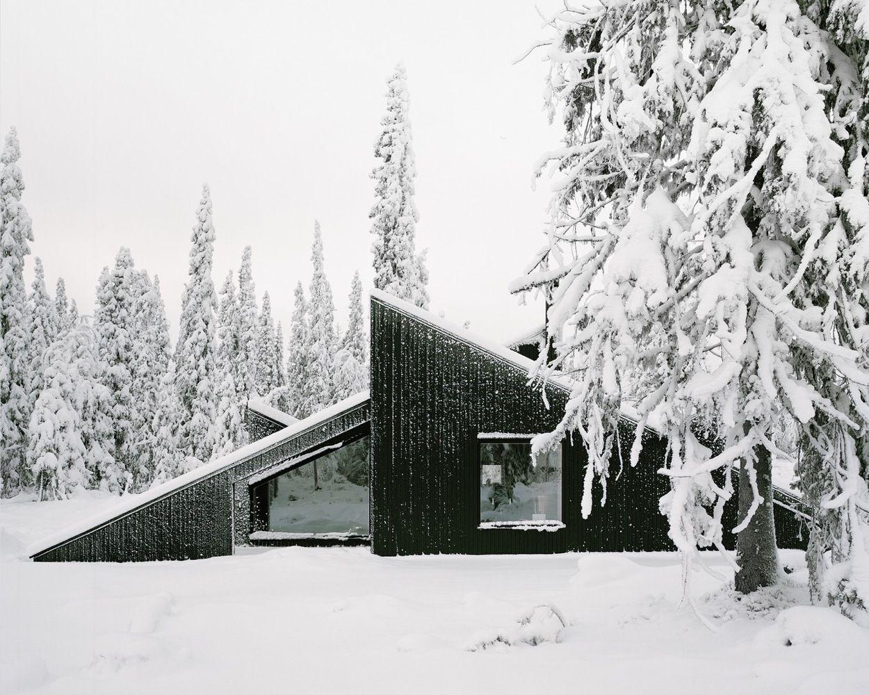 Gallery of cabin vindheim vardehaugen 1