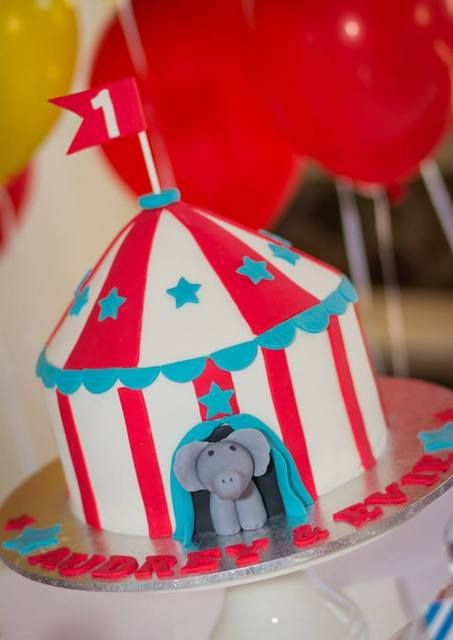 CarnivalCircus Birthday Party Ideas Carnival birthday parties