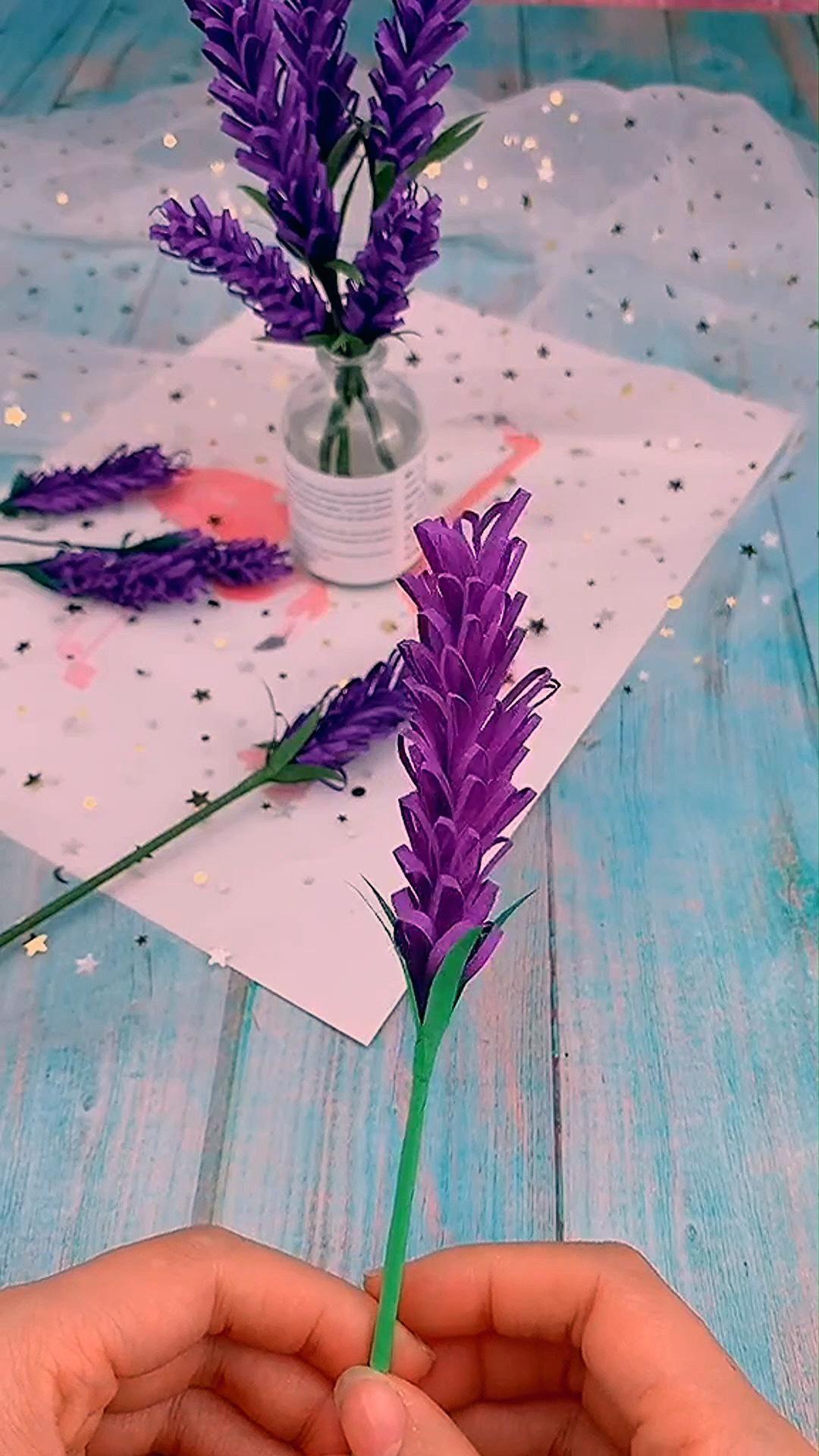 Photo of DIY Paper Flower – DIY Papier Blog