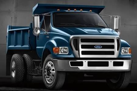 2013 Ford F650 and F750 Pickup Trucks Trucks, Pickup