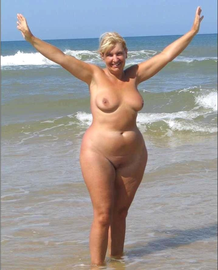 Curvy mature wide hips nothing