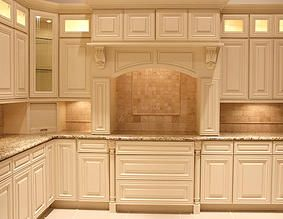 J & K Cabinetry Dallas, Houston, Metairie | Cream colored ...