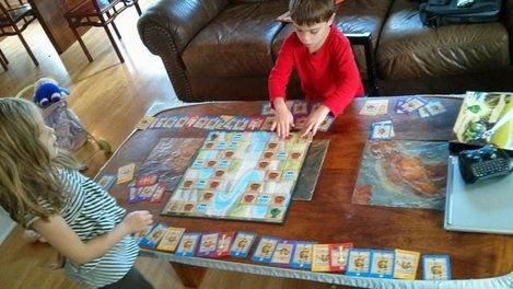 Robot Turtles board games teaches kids to code