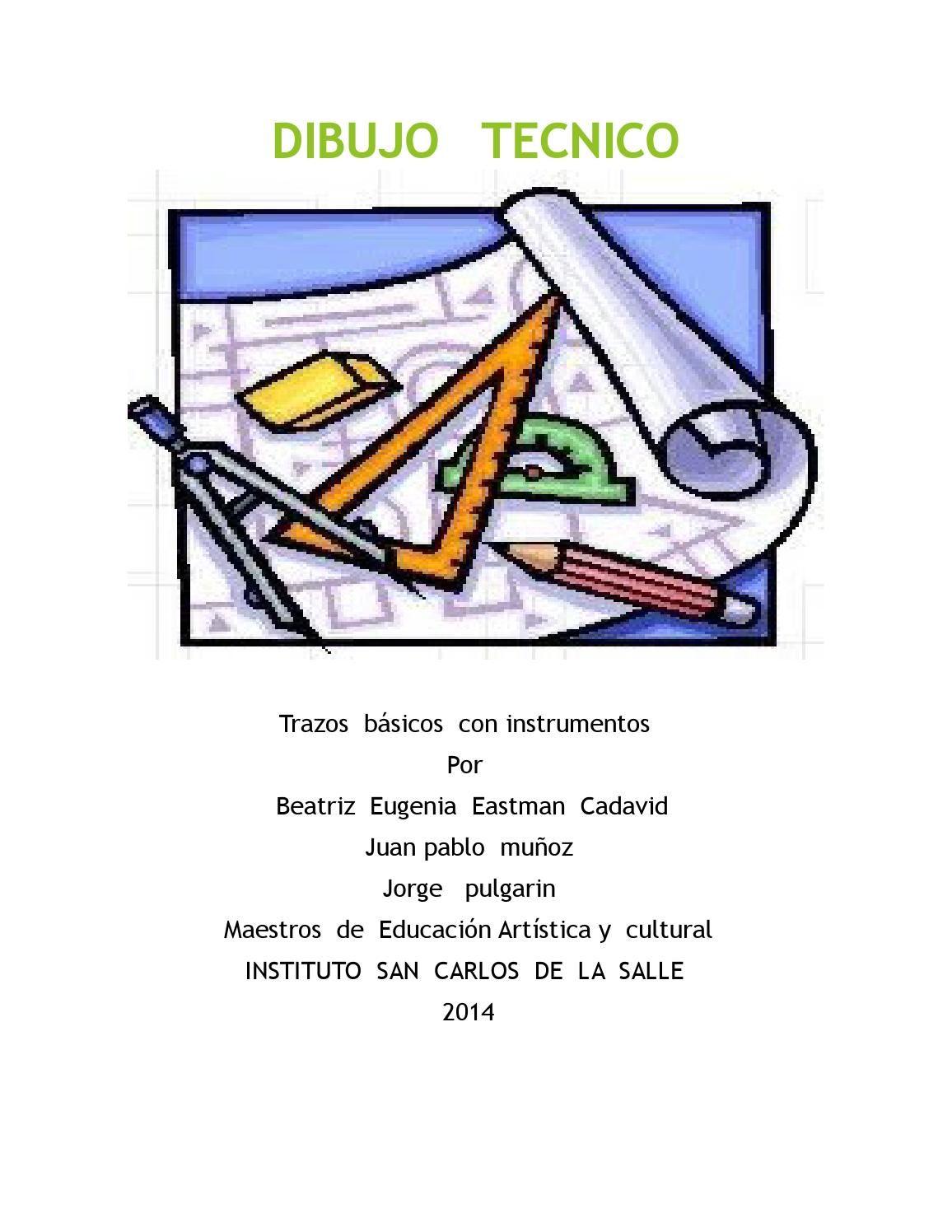 Dibujo tecnico tipos de trazos | Libros | Pinterest | Costura ...