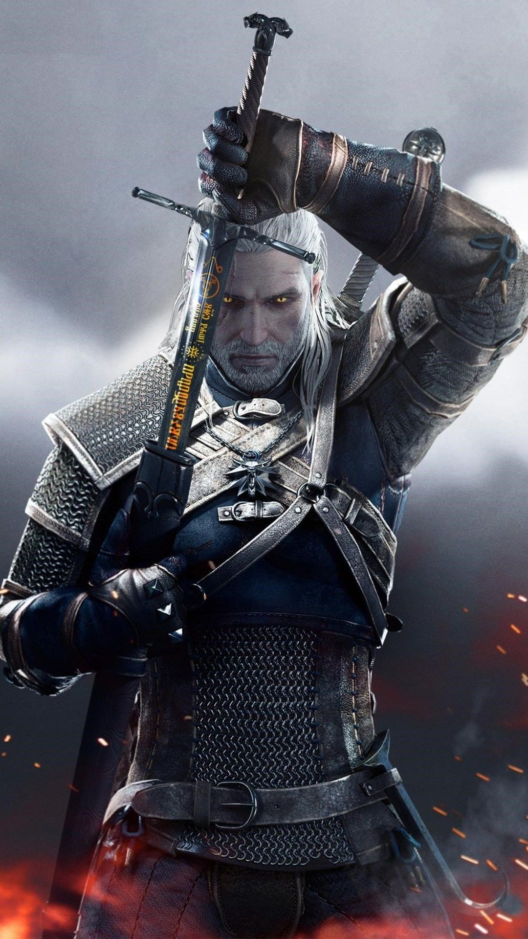 The Witcher 3 Wallpapers Hupages Download Iphone Wallpapers