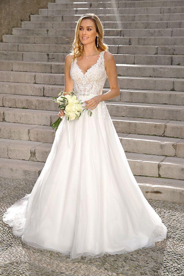 Ja, ich will – dieses wunderschöne Brautkleid aus der neuen Ladybird Kollektion…