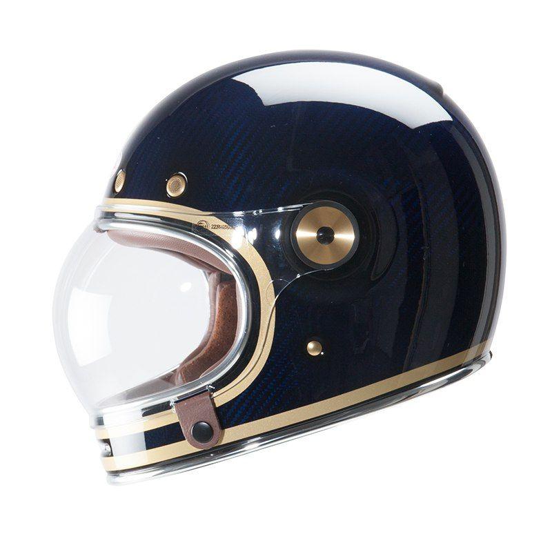 Casque Bell Bullit Carbon Candy Casque Bell Casque Casque Moto Integral