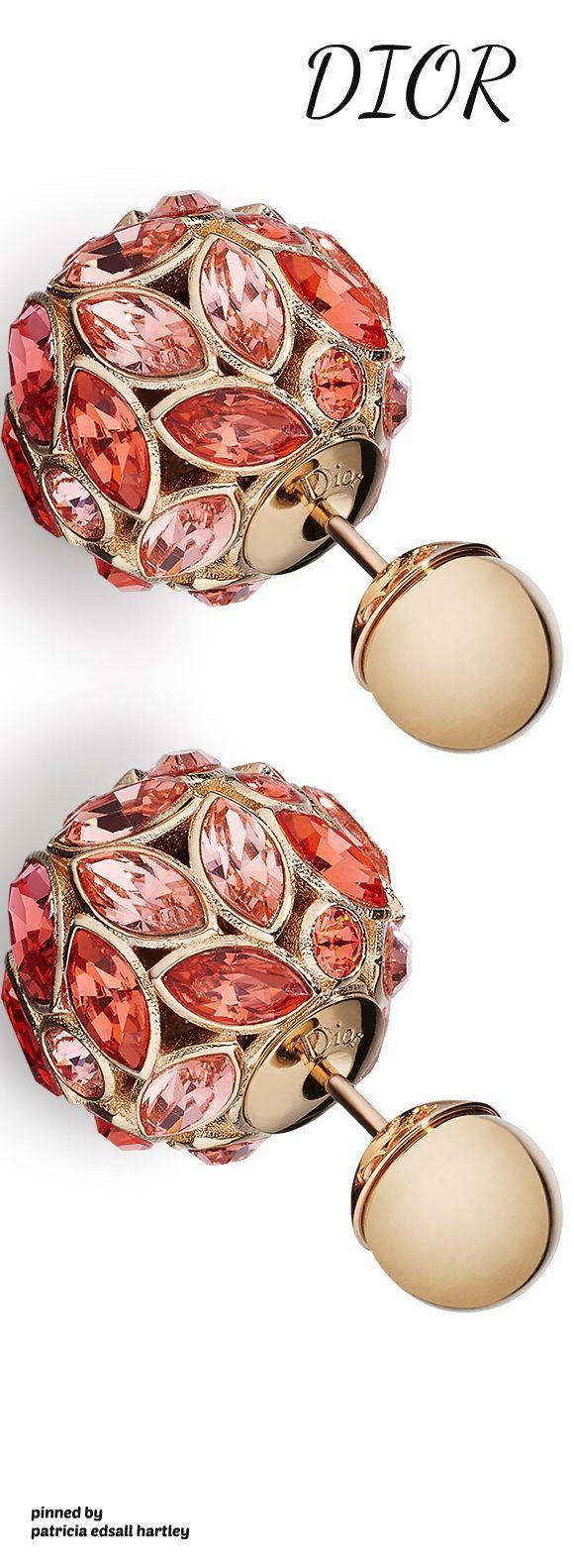 eb42947398b Dior Tribale Earrings
