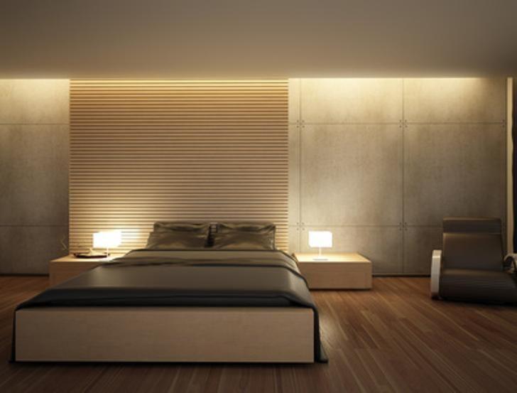 Gut Ideen . Indirektes LichtKommodenSchlafzimmer ...