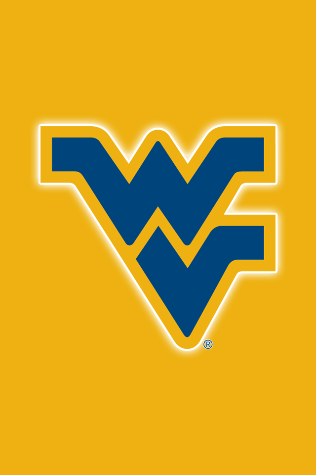 8f0471216 Get a Set of 18 Officially NCAA Licensed West Virginia Mountaineers iPhone  Wallpapers sized precisely for