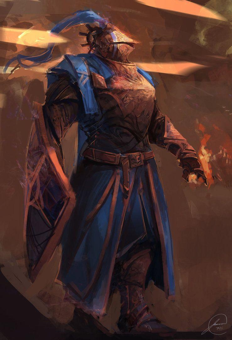 Knight Concept by JasonTN on DeviantArt
