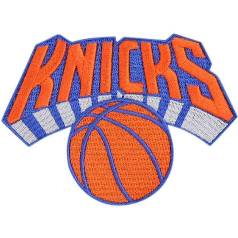 New York Knicks 3 X 2 5 Team Logo Patch In 2020 Knicks Team New York Knicks Logo New York Knicks