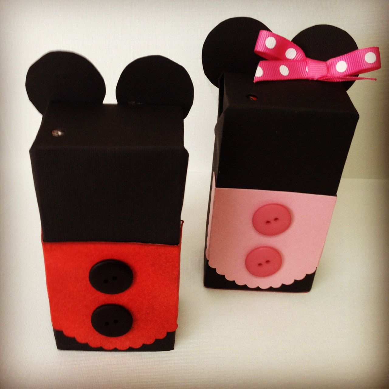 Mickey Mouse Minnie Mouse Juice Box Covers 3600 Via