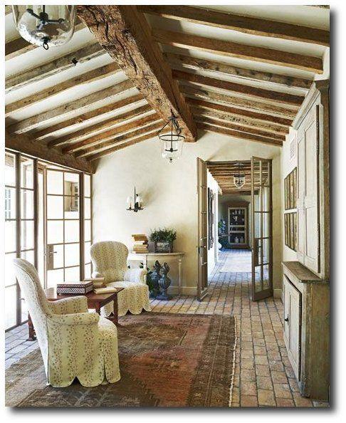 rural french estate david michael miller french style pinterest haus rund ums haus und. Black Bedroom Furniture Sets. Home Design Ideas