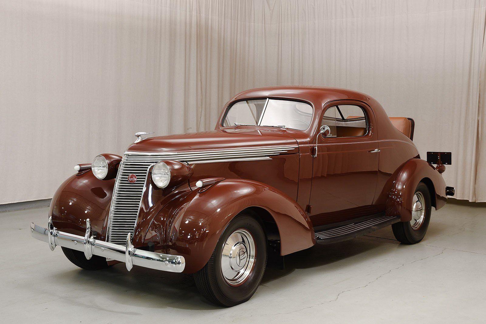 1937 Studebaker President Coupe - Hyman Ltd. Classic Cars | Cars of ...