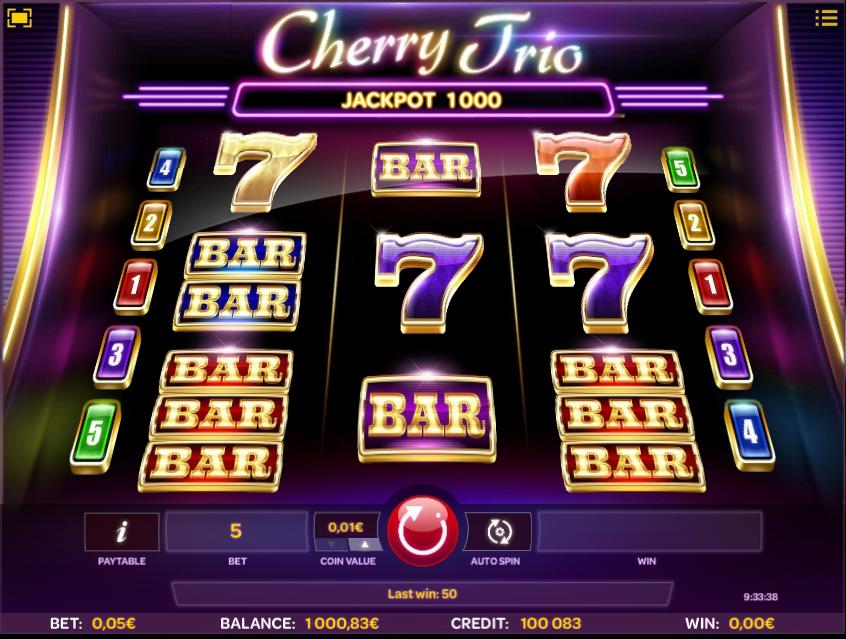 Slot Machine Gratis Vere