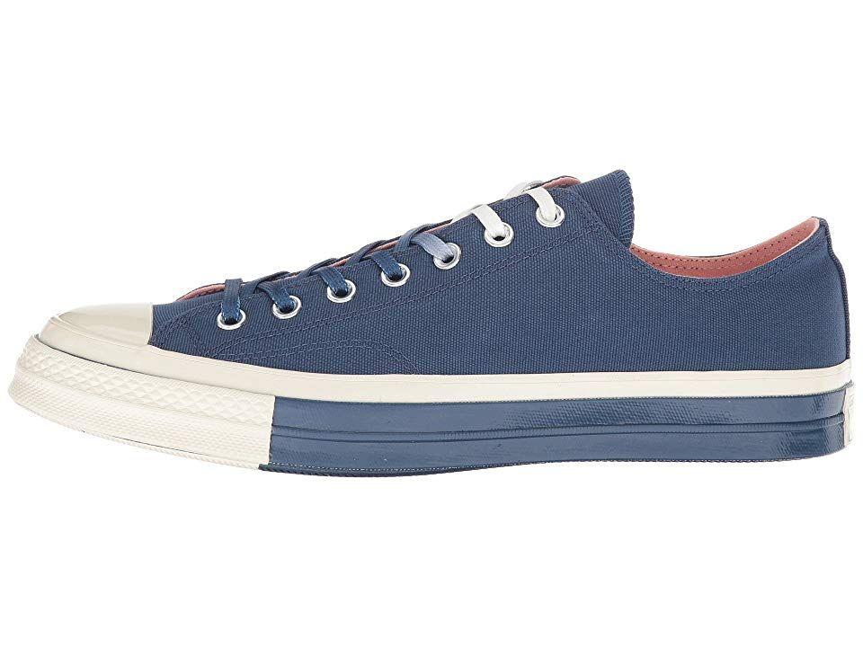Converse Chuck 70 Super Color Block Ox Shoes Mason Blue