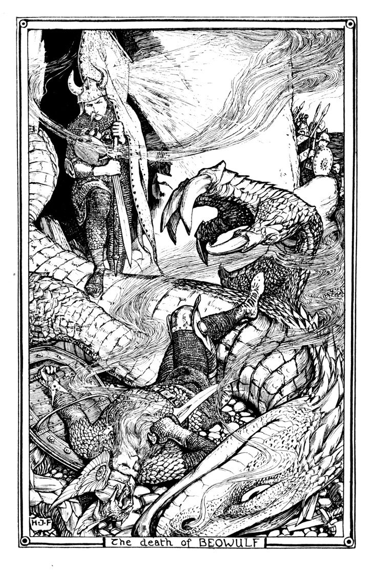 the religious context of beowulf Religion was a big factor back with poems like beowulf and the green knight, it was either the ideal of the warrior or knight or some type of religious figure, but is still used in the romantic period but usually vs science.