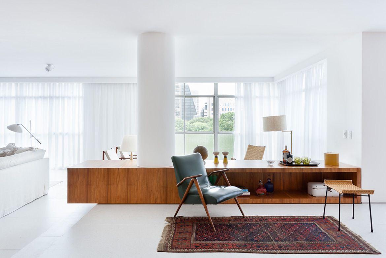 apartamento trianon – Felipe Hess | living | Pinterest