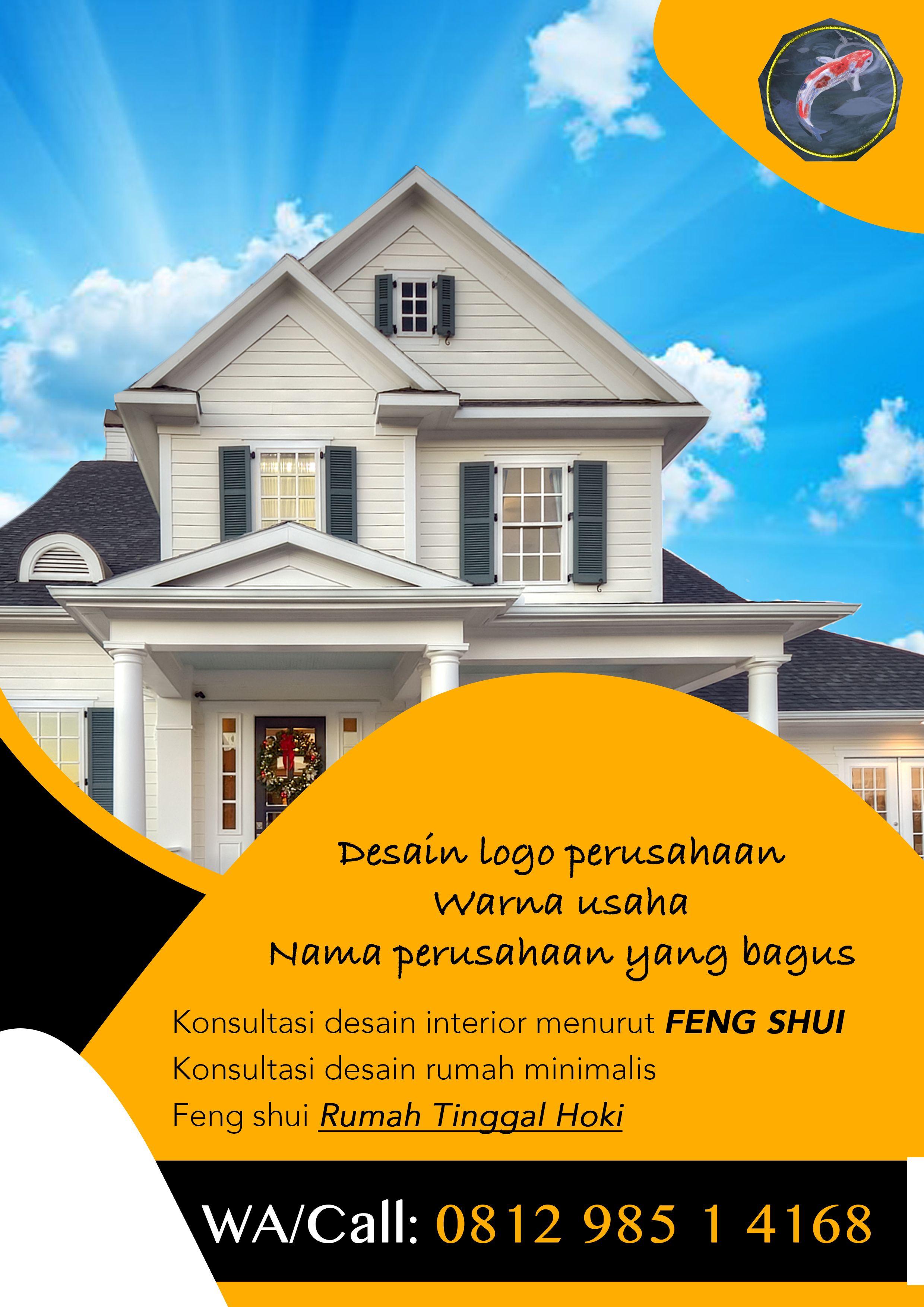WA 081298514168 Jasa Konsultan Desain Logo Feng Shui